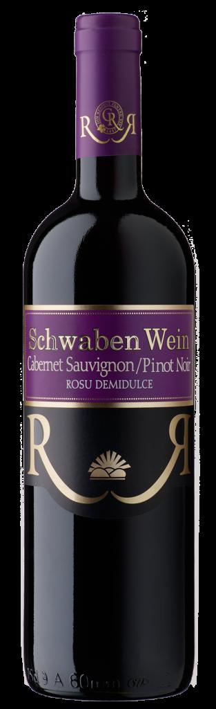 Schwaben Cabernet Sauvignon si Pinot Noir