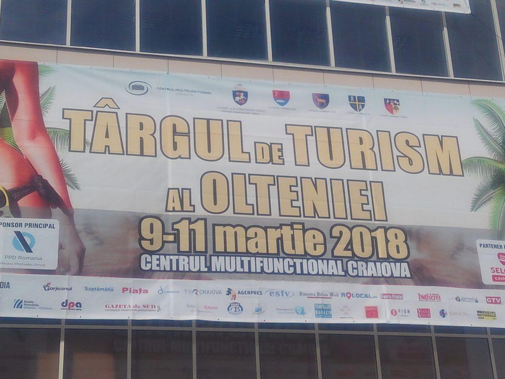 Despre vinuri la Targul de turism al Olteniei la Craiova
